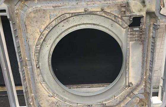 [에어컨청소] 삼성 4way 시스템 | 영업장 에어컨 청소