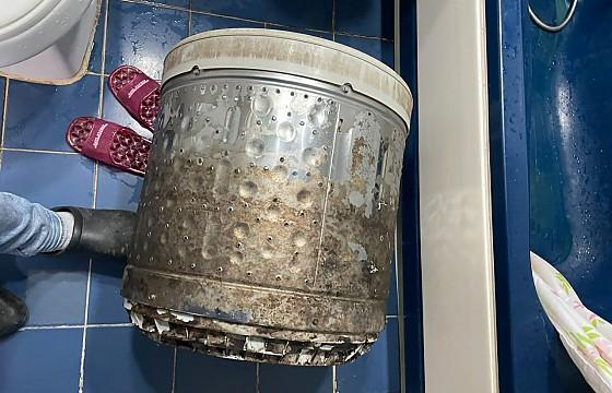 인천 세탁기청소 진행완료